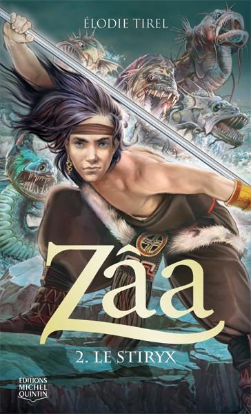 ZÂA (Tome 2) LE STIRYX de Elodie Tirel Zaa210