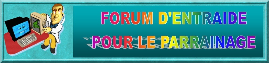 Le forum du Parainage