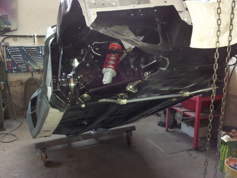 reconstruction de ma r5 turbo brulé - Page 24 20130812