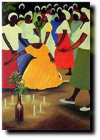 KUMINA RELIGION IN JAMAICA Kumina12