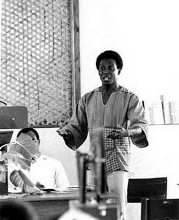 Professor Rex Nettleford was a leading Caribbean intellectual and visionary Rex610