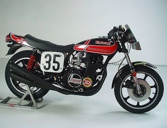 KAWA YOSHIMURA RACER Pictur35