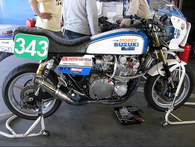 SUZUKI GS 1000 RACER Pictur66
