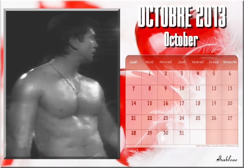 CALENDRIERS 2013 - Page 4 Octobr12