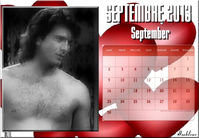 CALENDRIERS 2013 - Page 4 Septem10