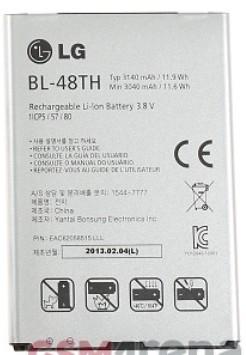 LG F240L Battery BL-48TH A13