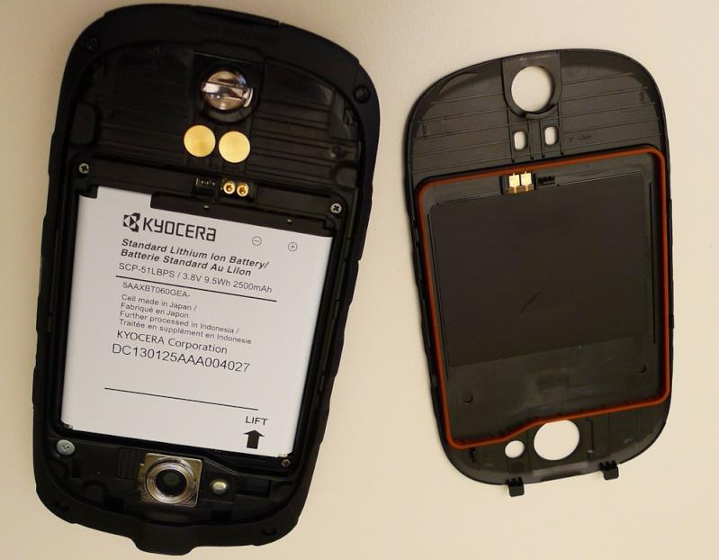 Kyocera Torque Battery SCP-51LBPS A14