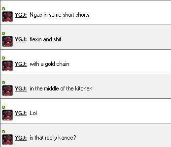 FunnyConversation (SnapShots) Kance10