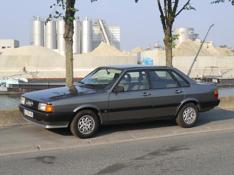 Audi 80 GT de 1986 Cimg8710