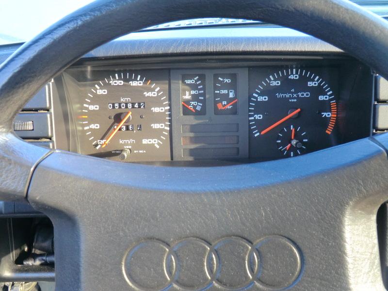 Audi 80 GT de 1986 Cimg8810