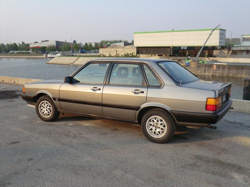 Audi 80 GT de 1986 Cimg8812
