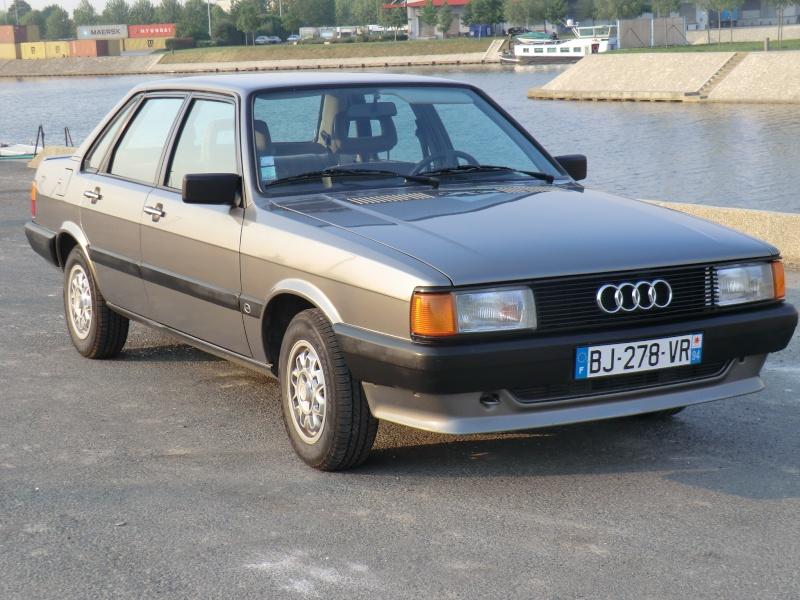 Audi 80 GT de 1986 Cimg8814