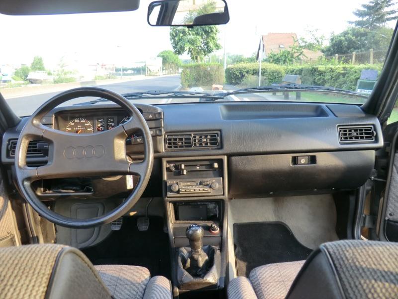 Audi 80 GT de 1986 Cimg8818