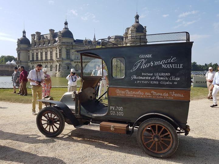 Village Rallye historique Paris Trouville,  samedi 2 Octobre 2021  1310