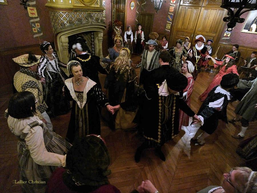 Bal Renaissance Chateau de  Courtanvaux le 20 Octobre 2012, les photos ! - Page 2 14720510