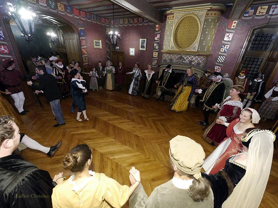 Bal Renaissance Chateau de  Courtanvaux le 20 Octobre 2012, les photos ! - Page 2 14720511
