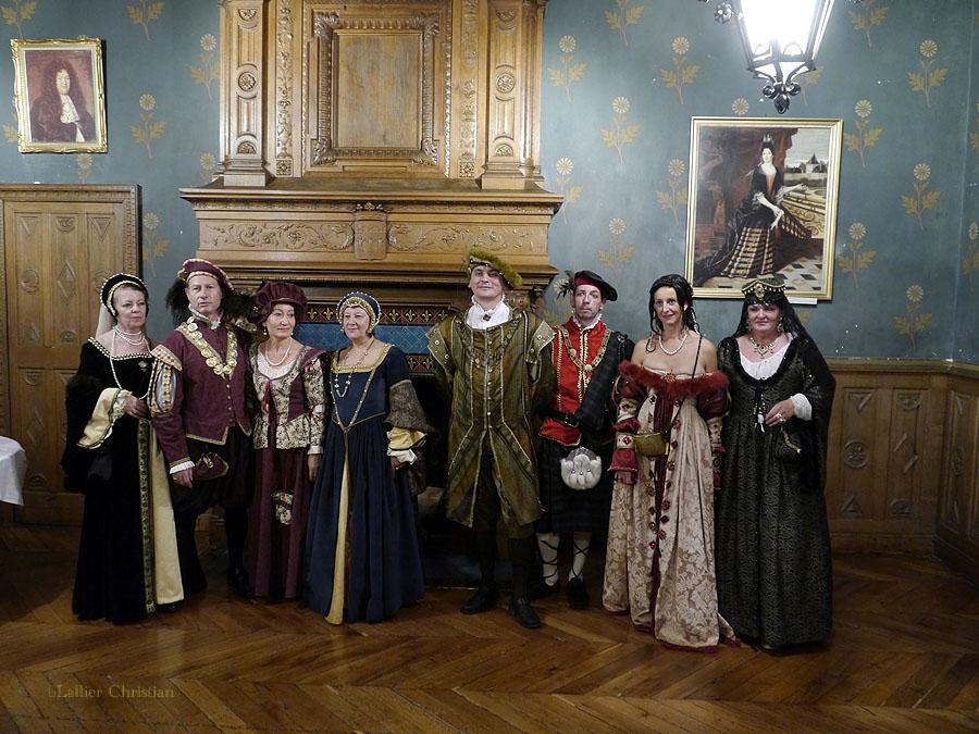 Bal Renaissance Chateau de  Courtanvaux le 20 Octobre 2012, les photos ! - Page 2 14720513
