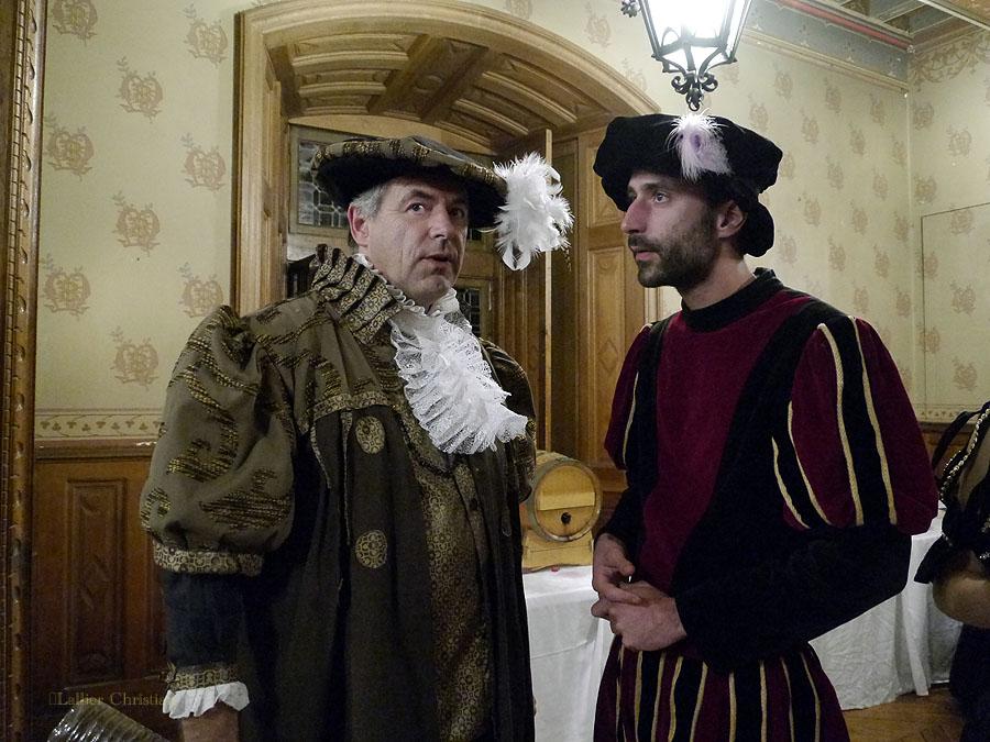 Bal Renaissance Chateau de  Courtanvaux le 20 Octobre 2012, les photos ! - Page 2 14720610