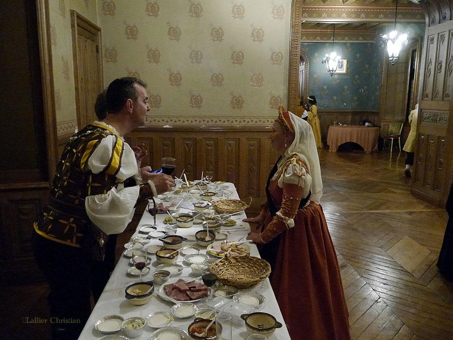 Bal Renaissance Chateau de  Courtanvaux le 20 Octobre 2012, les photos ! - Page 2 14720611