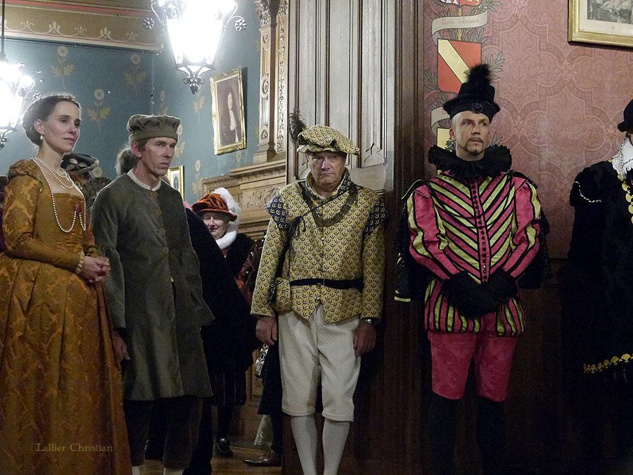 Bal Renaissance Chateau de  Courtanvaux le 20 Octobre 2012, les photos ! - Page 2 14720613