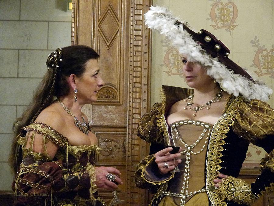 Bal Renaissance Chateau de  Courtanvaux le 20 Octobre 2012, les photos ! - Page 2 14720616