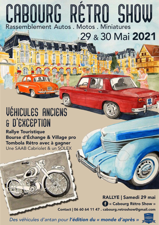 Retroshow de Cabourg, 29 et 30 mai 2021 18307410