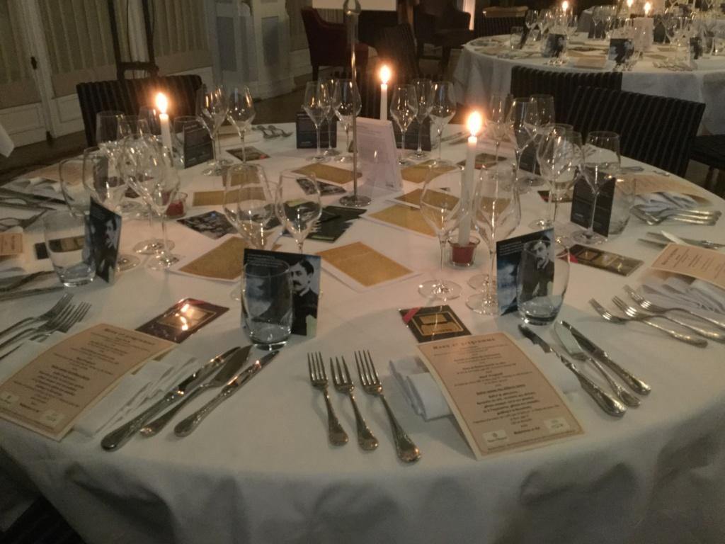 Diner de gala le 28 Janvier 2019 au Grand Hotel ,  20038411