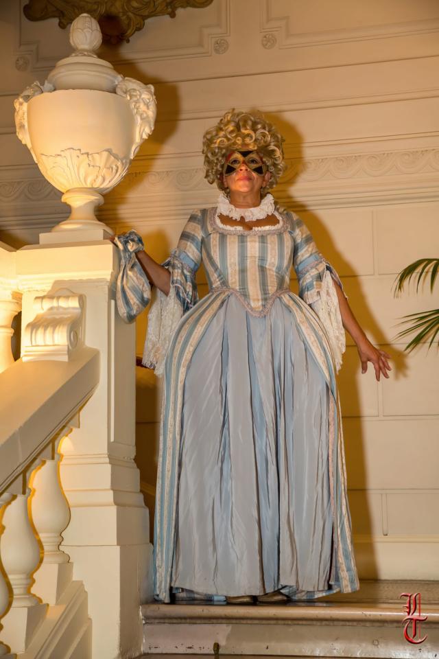 Les photos du Bal en costume XVIII eme siecle, 12 Octobre 2019 à l hôtel de France  - Page 3 20191018