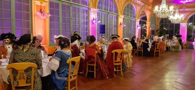 Les photos du Bal en costume XVIII eme siecle, 12 Octobre 2019 à l hôtel de France  - Page 3 20191019