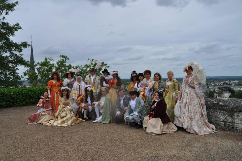 Weekend en costume à l'abbaye de Fontevraud 2010 46560010