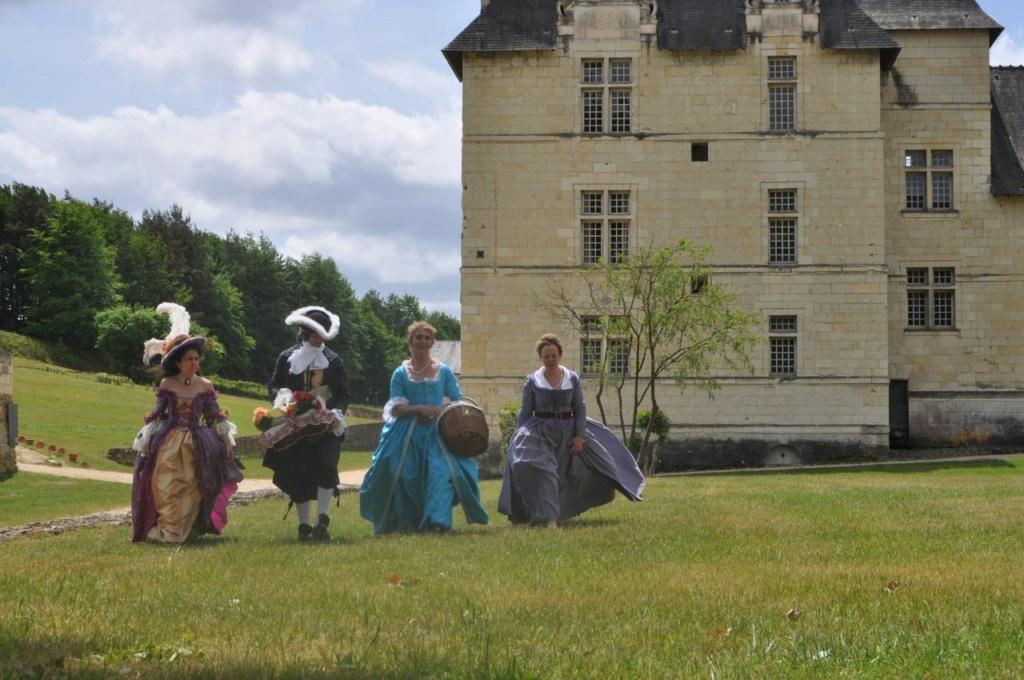 Weekend en costume à l'abbaye de Fontevraud 2010 46606010