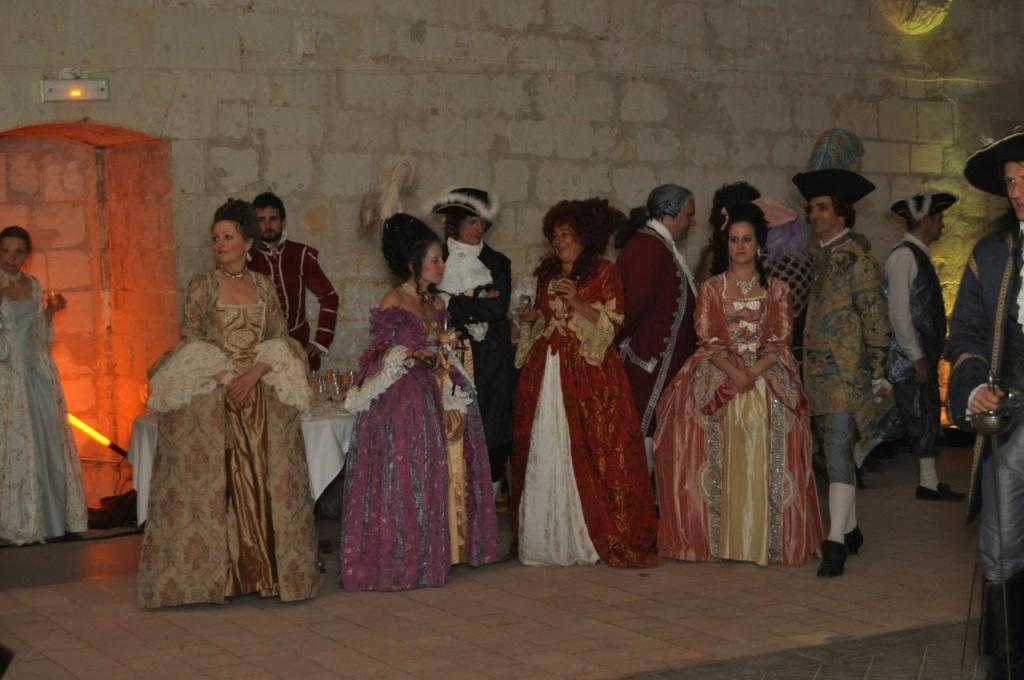 Weekend en costume à l'abbaye de Fontevraud 2010 46633510