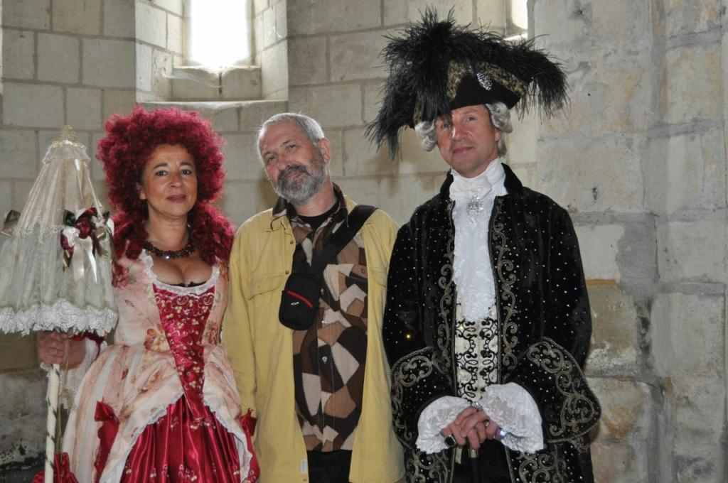 Weekend en costume à l'abbaye de Fontevraud 2010 46634010