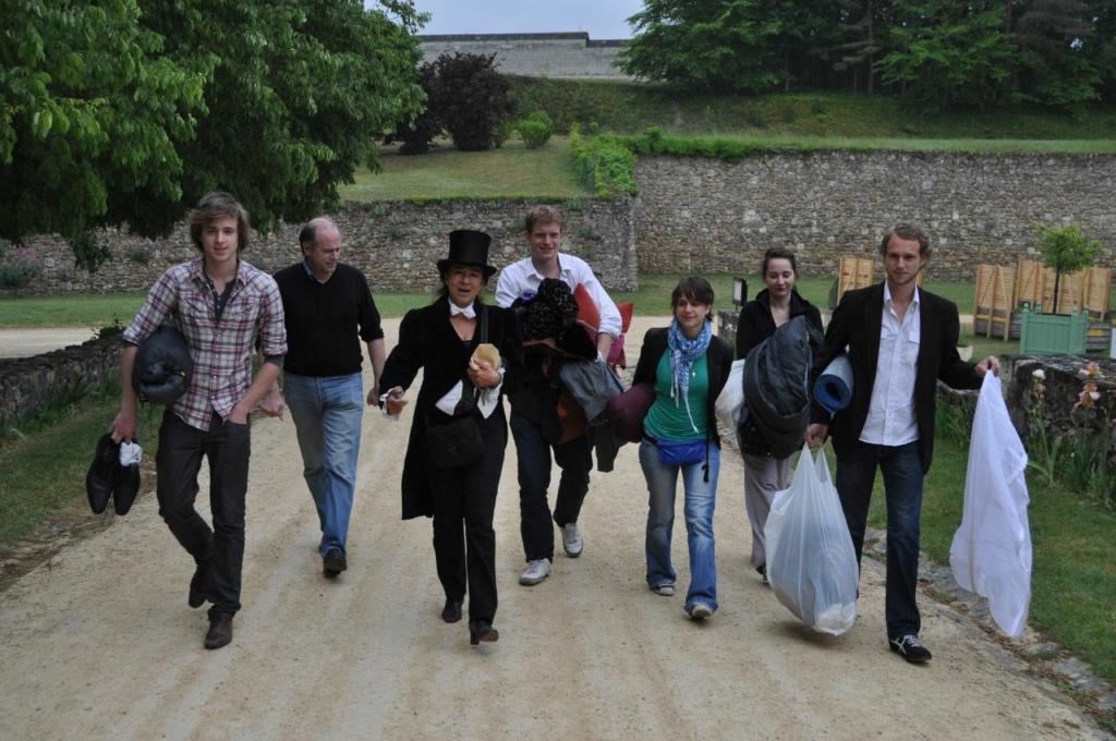 Weekend en costume à l'abbaye de Fontevraud 2010 46634011