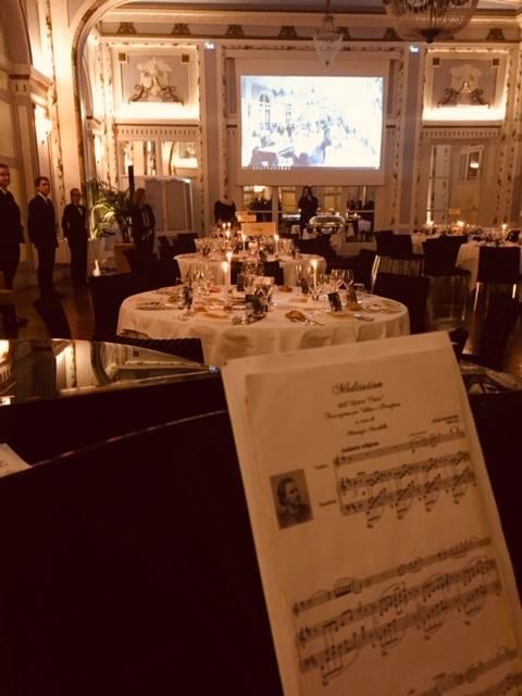 Diner de gala le 28 Janvier 2019 au Grand Hotel ,  51444010