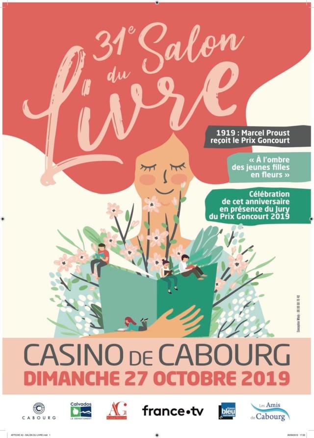 Salon du livre, le 27 octobre 2019 à Cabourg 70765610