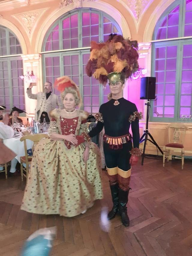 Les photos du Bal en costume XVIII eme siecle, 12 Octobre 2019 à l hôtel de France  - Page 3 72457110