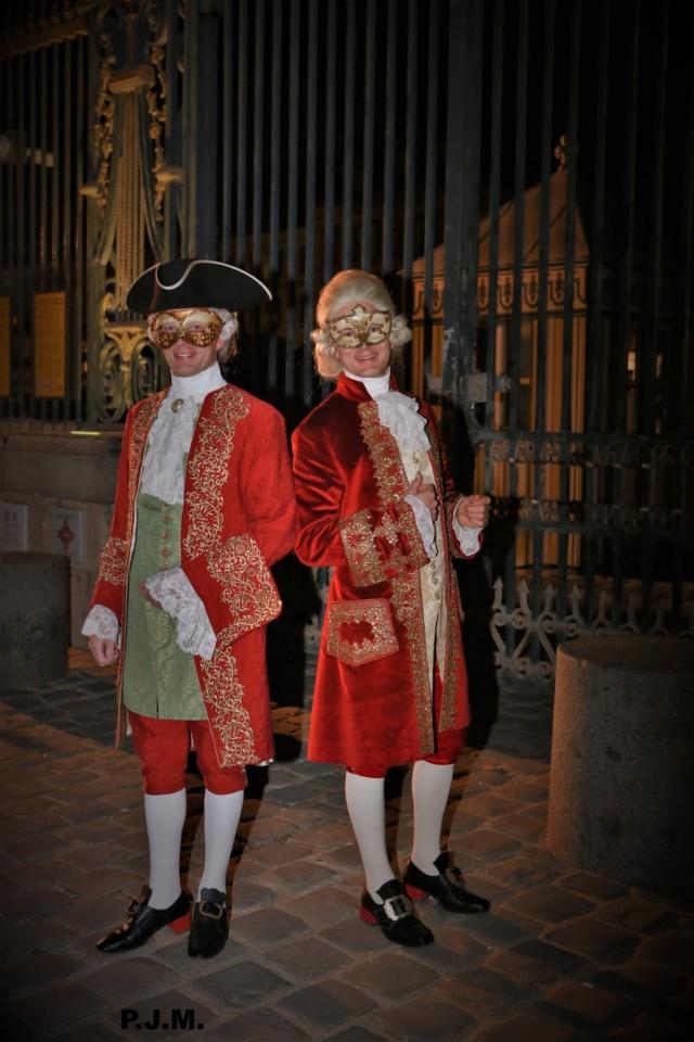 Les photos du Bal en costume XVIII eme siecle, 12 Octobre 2019 à l hôtel de France  - Page 3 72556711