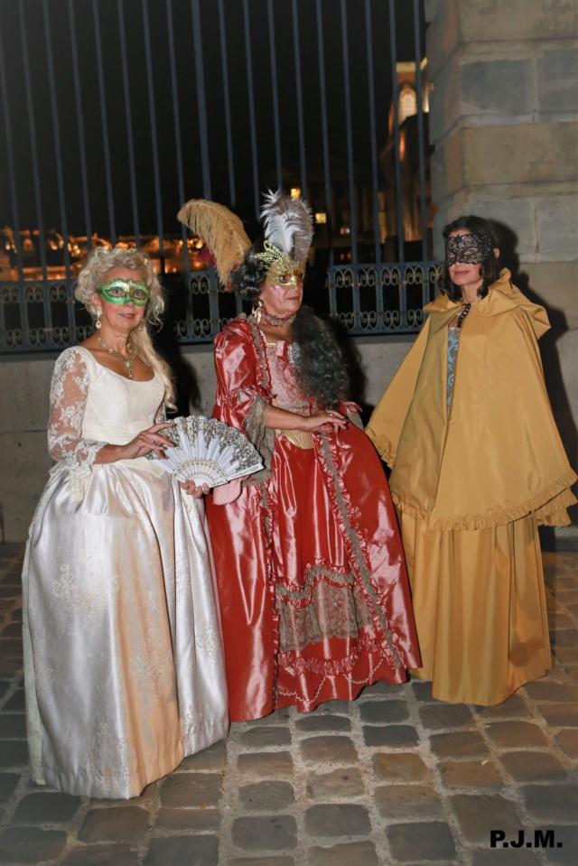 Les photos du Bal en costume XVIII eme siecle, 12 Octobre 2019 à l hôtel de France  - Page 3 73513510