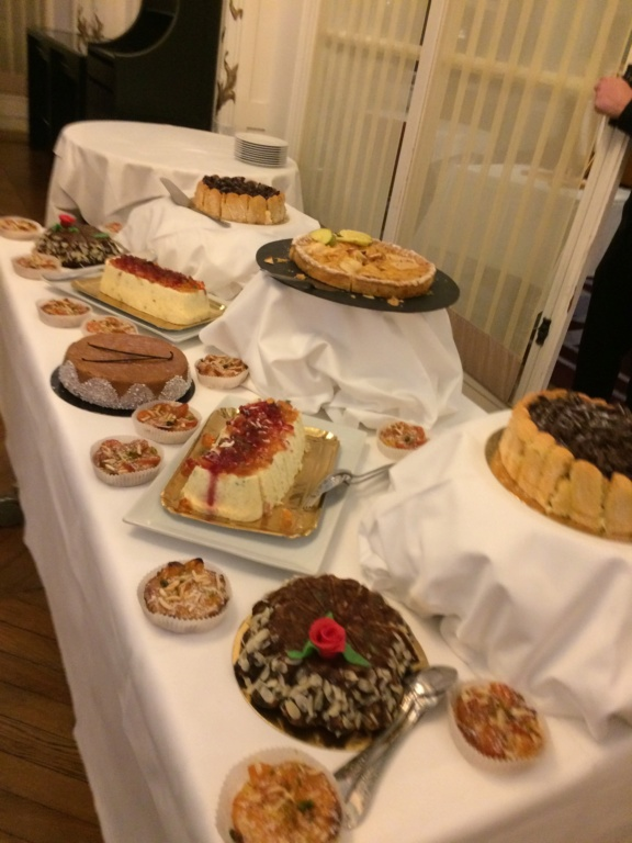 Diner de gala le 28 Janvier 2019 au Grand Hotel ,  89e5c010