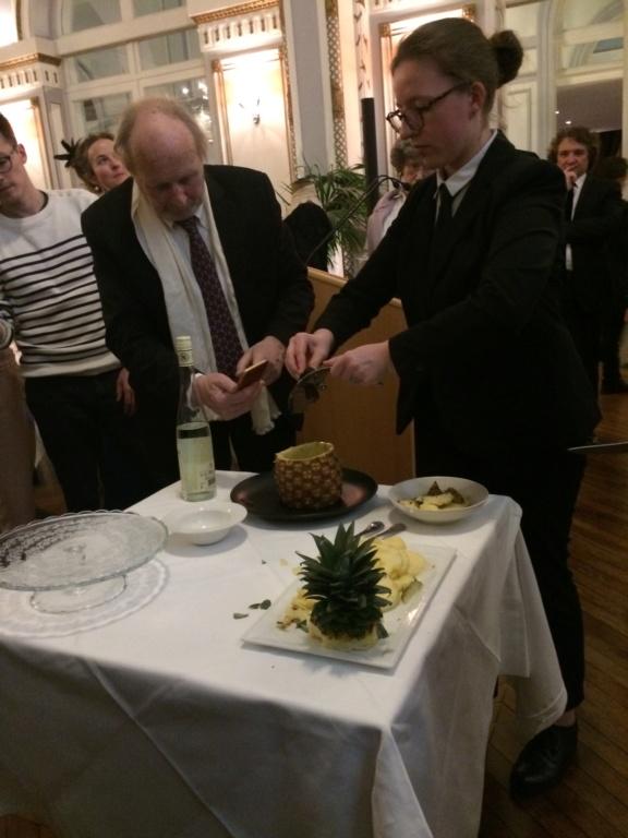 Diner de gala le 28 Janvier 2019 au Grand Hotel ,  B3a92210