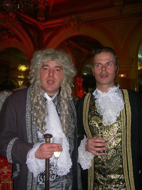 le bal de Versailles 2003, Hotel de France Bal20010