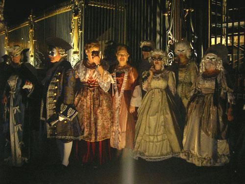 le bal de Versailles 2003, Hotel de France Bal20011