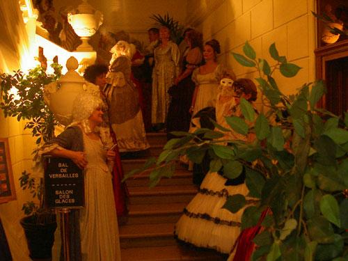 le bal de Versailles 2003, Hotel de France Bal20017