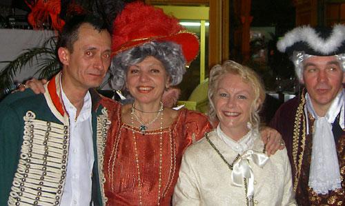 le bal de Versailles 2003, Hotel de France Bal20018