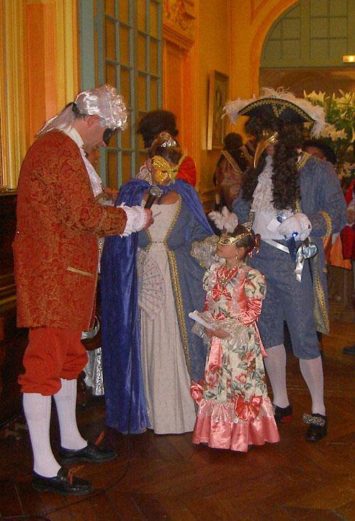 le bal de Versailles 2003, Hotel de France Bal20019