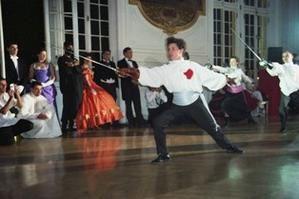 Le bal de Versailles 2005, Hotel de ville Blog1010