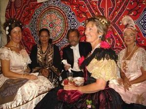 Le bal de Versailles 2005, Hotel de ville Blog4r10