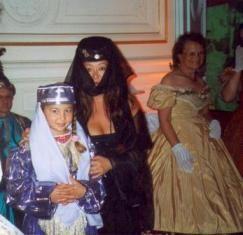 Le bal de Versailles 2005, Hotel de ville Blogti10