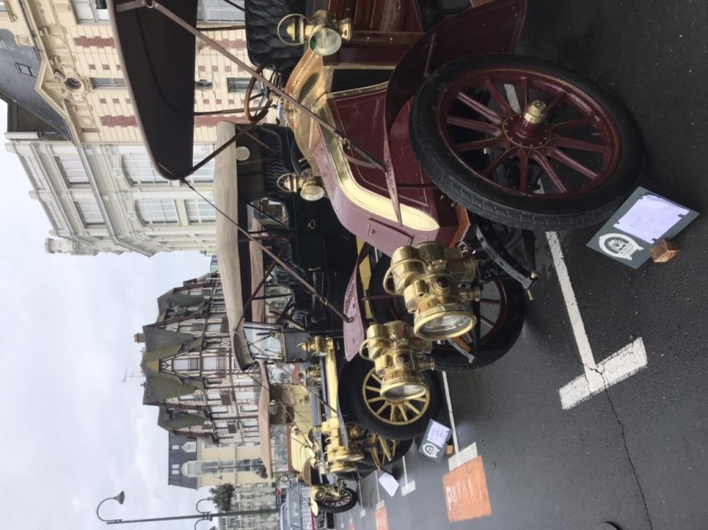 Village Rallye historique Paris Trouville,  samedi 2 Octobre 2021  C2adb510